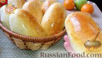 Фото к рецепту: Пирожки «Бабушкины» с картошкой