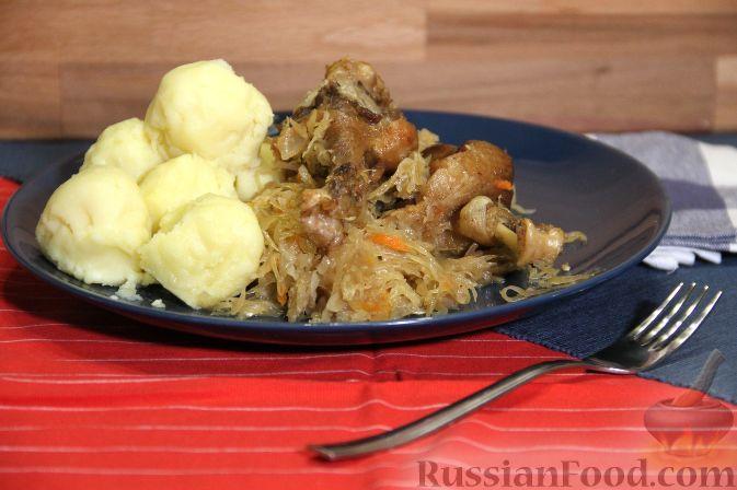Утка в духовке в фольге рецепт с фото пошагово»