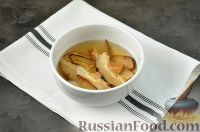 Фото приготовления рецепта: Суп с грибами и голубым сыром - шаг №2