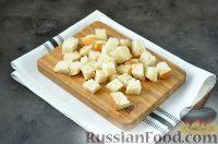 Фото приготовления рецепта: Суп с грибами и голубым сыром - шаг №13
