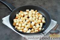 Фото приготовления рецепта: Суп с грибами и голубым сыром - шаг №14