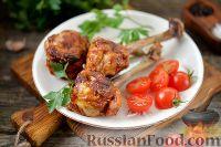 Фото к рецепту: Куриные