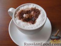 Фото к рецепту: Кофе с молоком