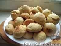 Фото к рецепту: Печенье «Минутка»