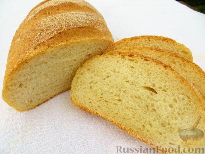 Рецепт белого хлеба домашнего приготовления рецепт приготовления праздничных закусок с фото