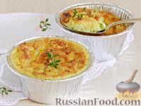 Фото к рецепту: Суфле из кабачков