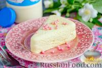 Фото к рецепту: Творожная запеканка со сгущённым молоком