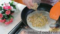 Фото приготовления рецепта: Турецкая халва из манной крупы - шаг №2