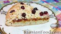 Фото к рецепту: Тёртый пирог с вареньем
