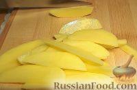 Фото приготовления рецепта: Картофель с корочкой, запечённый в духовке (в сухарях) - шаг №1