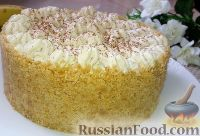 Фото к рецепту: Баноффи-пай (банановый торт без выпечки)