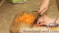 """Фото приготовления рецепта: Молодые кабачки за 10 минут (кабачковая """"лапша"""") - шаг №2"""