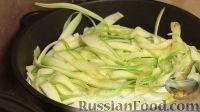 """Фото приготовления рецепта: Молодые кабачки за 10 минут (кабачковая """"лапша"""") - шаг №5"""