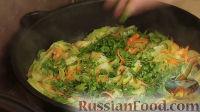"""Фото приготовления рецепта: Молодые кабачки за 10 минут (кабачковая """"лапша"""") - шаг №7"""