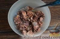 Фото приготовления рецепта: Паста из авокадо и тунца, для бутербродов - шаг №2