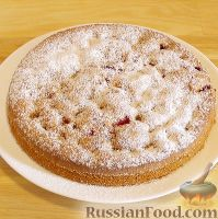 Пирожки с вишней в духовке