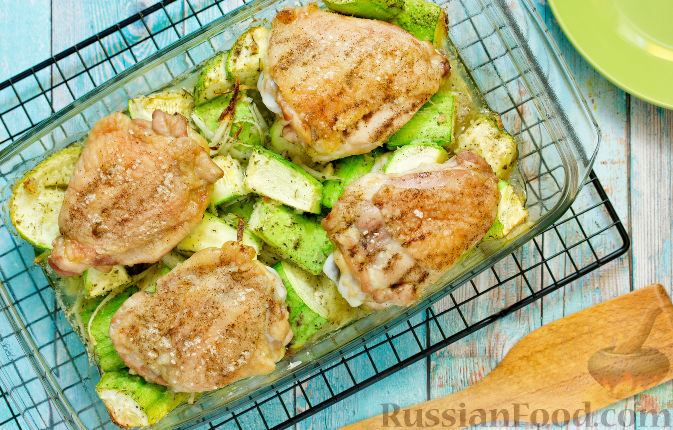Рецепты курицы с кабочками