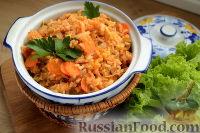 Фото к рецепту: Лаханоризо (капуста с рисом по-гречески)