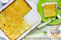 Запеченные кабачки с курицей в фольге - рецепт пошаговый с фото