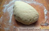 Фото приготовления рецепта: Слоеное тесто для пиццы - шаг №4