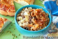 Фото к рецепту: Машкичири (каша из маша и риса)
