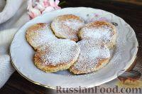 Фото к рецепту: Яблочное валлийское печенье на сковороде