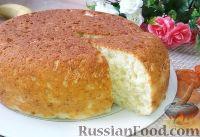 Фото к рецепту: Творожный пирог