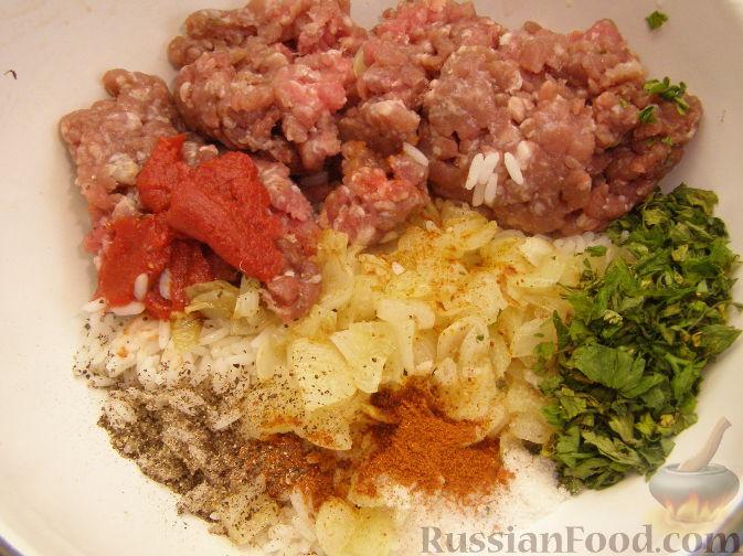блинчики с фаршем рецепт пошагово