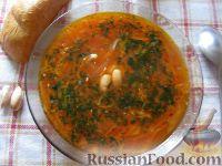 Фото к рецепту: Борщ простой вегетарианский