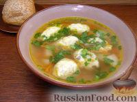 Галушки для супа - пошаговый рецепт с фото на Повар. ру 22