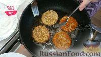 Фото приготовления рецепта: Жареные помидоры - шаг №6