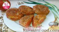 Фото приготовления рецепта: Жареные помидоры - шаг №8