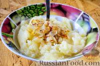 Фото приготовления рецепта: Картофельные котлеты в духовке - шаг №6