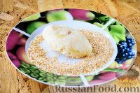 Фото приготовления рецепта: Картофельные котлеты в духовке - шаг №9