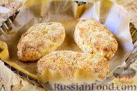 Фото приготовления рецепта: Картофельные котлеты в духовке - шаг №11