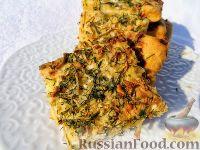 Фото к рецепту: Луковое печенье