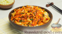 Фото приготовления рецепта: Кимчи - шаг №12