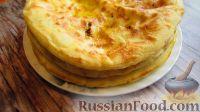 Фото к рецепту: Хачапури на сковороде