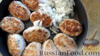 Фото приготовления рецепта: Ароматные фрикадельки в остром соусе - шаг №11