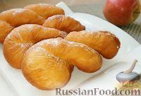 Фото к рецепту: Корейские воздушные пончики
