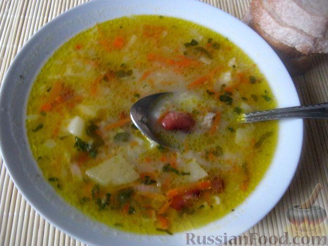 Густой фасолевый суп - кулинарный рецепт 7