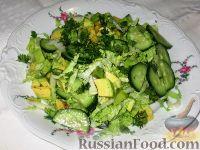 Фото к рецепту: Салат диетический