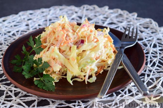 coleslaw salat