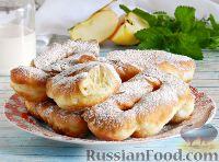 Фото к рецепту: Таратушки на кефире