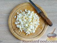 """Фото приготовления рецепта: Салат """"Ёжик"""" - шаг №3"""