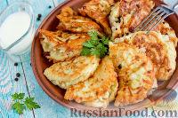 Фото к рецепту: Кабачковые