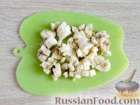 Фото приготовления рецепта: Оладьи из груш и бананов - шаг №3