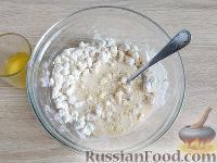 Фото приготовления рецепта: Оладьи из груш и бананов - шаг №5