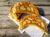Фото к рецепту: Пирожки с картошкой по-китайски
