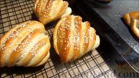 Фото приготовления рецепта: Пирожки с мясом - шаг №14